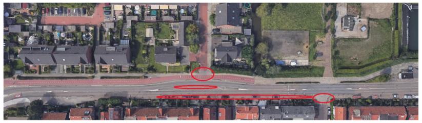 Verkeersproblematie Delftsestraatweg-Oost