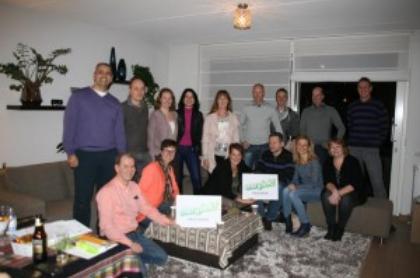 Energy-Party aan de Renovalaan Febr 2015